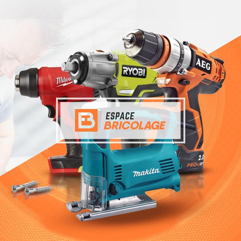 Espace Bricolage
